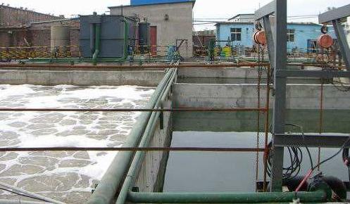 化肥厂废水用聚合氯化铝处理方法分析